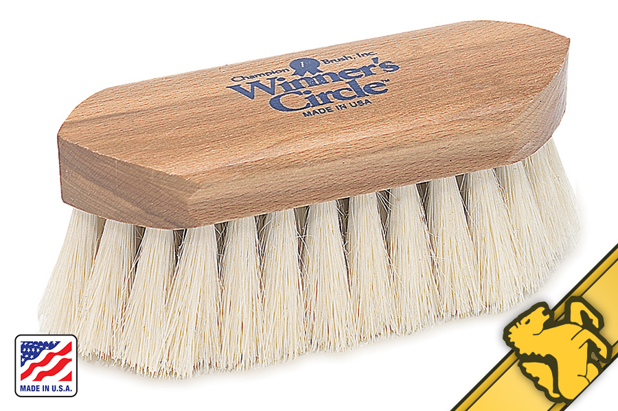 winner's circle dandy brush