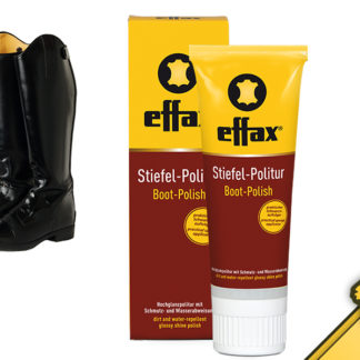 Effax®Boot Polish - Black